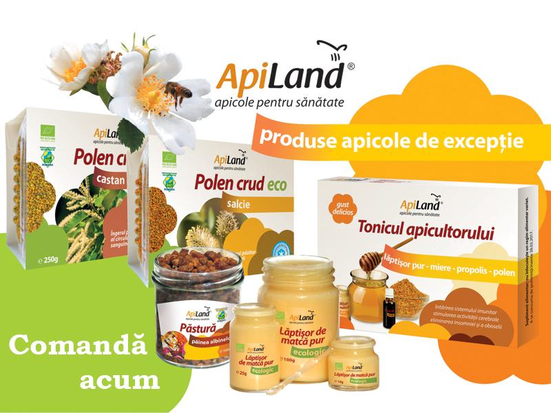 Produse apicole ApiLand
