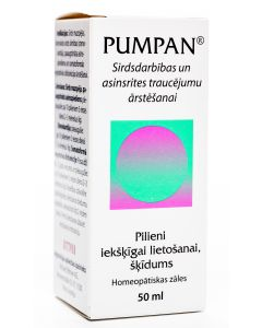 Prospect Pumpan - Homeopat