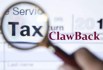 Taxa ClawBack