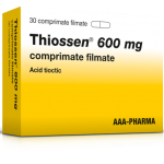 Prospect Thiossen 600 mg – Afectiuni ale nervilor