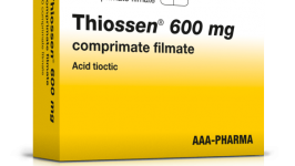 Prospect Thiossen 600 mg - Afectiuni ale nervilor