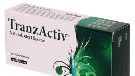 Prospect Tranzactiv - laxativ natural