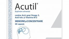 Prospect Acutil – Performante intelectuale