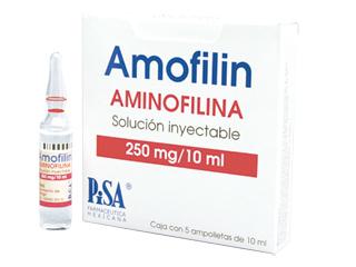 Prospect Aminofilina – Bronhospasm Dispnee Astm Bronsic