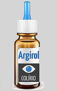 Prospect Argirol - Solutie Oftalmica