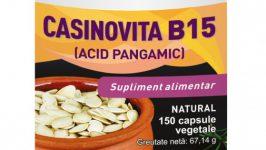 Ce este vitamina B15 ?