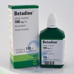 betadine-solutie