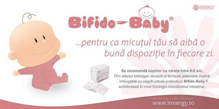 Prospect Bifido Baby - Constipatie Diaree
