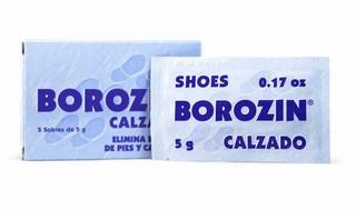 Prospect Borozin – miros neplacut al picioarelor