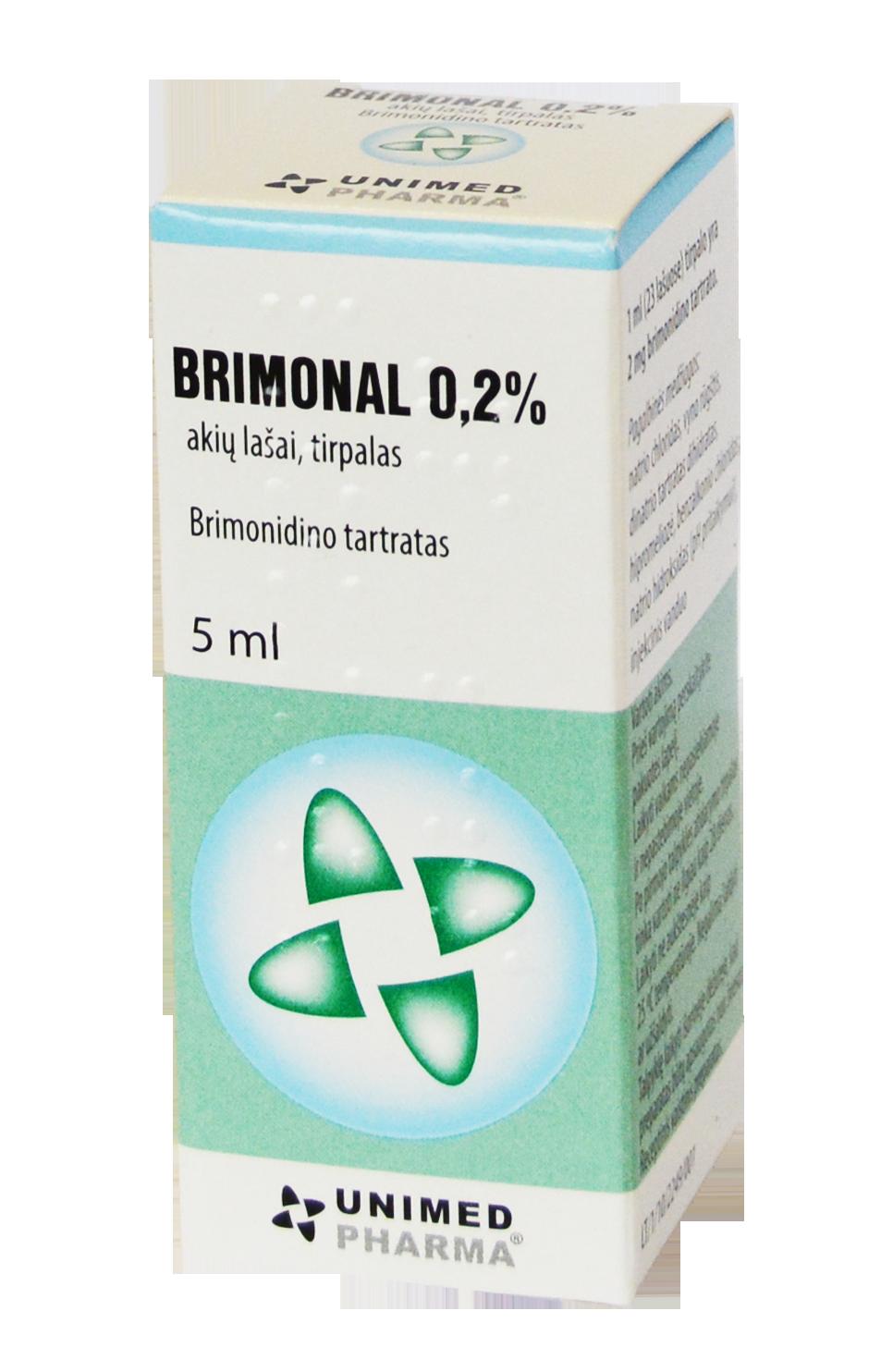 Prospect Brimonal 2mg/l- Picaturi oftalmice