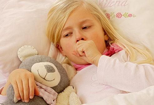 Tratarea naturala a bronsitei la copii
