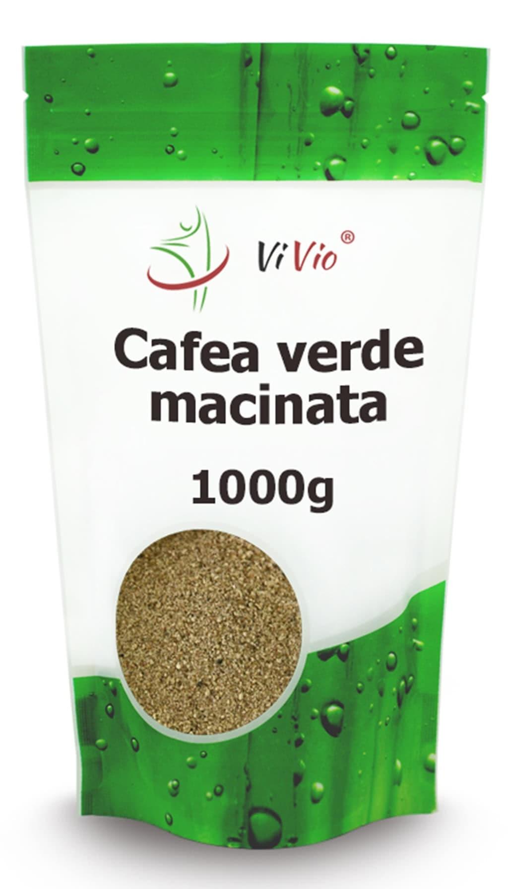 Prospect Cafea Verde - Utilizari Beneficii