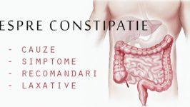 Constipatie - Tratament Naturist