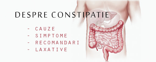 constipatia Tratament