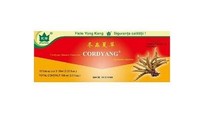 Prospect CORDYANG - CORDYCEPS - fiole imunitate vigoare