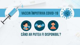 Avem vaccinul împotriva Coronavirus Covid-19