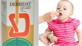 Prospect Debridat - 24 mg/5 ml - Adulti si copii - Tulburari digestive