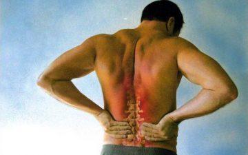 dureri lombare