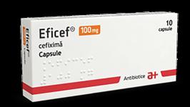 Prospect Eficef 100 mg - Antibiotic Infectii