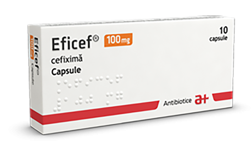 Prospect Eficef 100 mg - Antibiotic Infectii