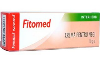 Prospect Fitomed Crema Pentru Negi Veruci 10g