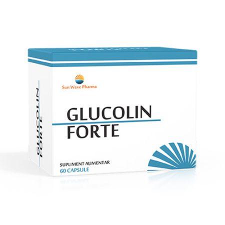 Prospect Glucolin Forte | Glicemie Ridicata Digestie