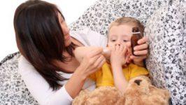 Tratamentul naturist al gripei la copii