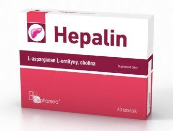 Hepalin Prospect
