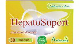 Prospect HepatoSuport -Sanatatea ficatului si a Bilei