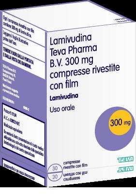 Prospect Lamivudina 150mg-300mg - HIV