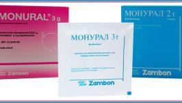 Prospect Monural Piediatric 2 G - Tratamentul Cistitei