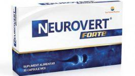 Prospect Neurovert - Concentrare si Invatare