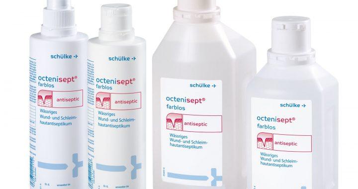Prospect Octenisept – antisepsia mucoaselor