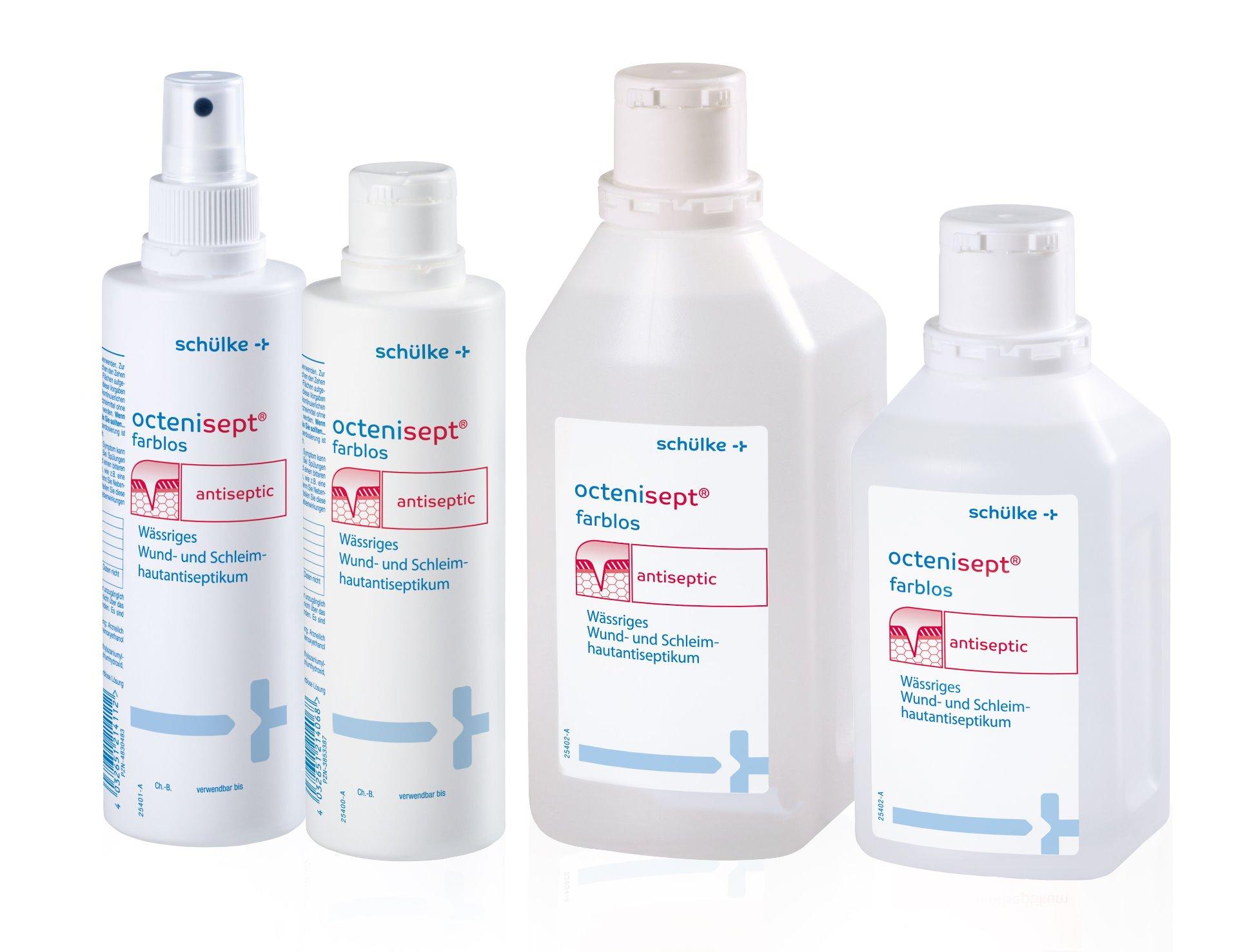 Prospect Octenisept - antisepsia mucoaselor