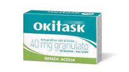 Prospect OKITASK 40 mg - Dureri si Inflamatii