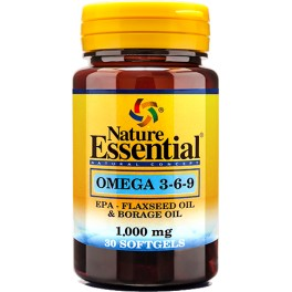 Prospect Omega 3 si Omega 6 Vegetal