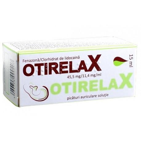 Prospect Otirelax - Picaturi Auriculare/Urechi