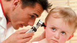 Tratament Otita la copii