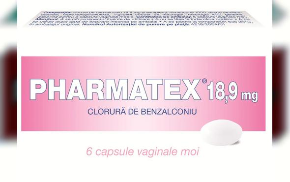 Pharmatex Ovule – Spermicide