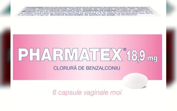 Pharmatex Ovule - Spermicide