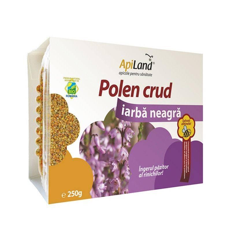 polen-crud-iarba-neagra-250gr-apiland