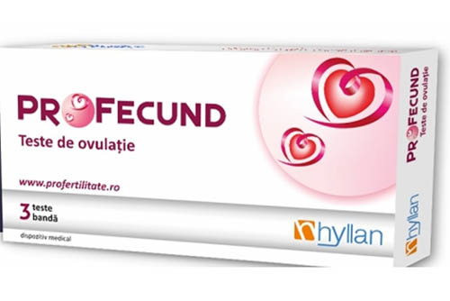Profecund Teste de ovulatie Prospect