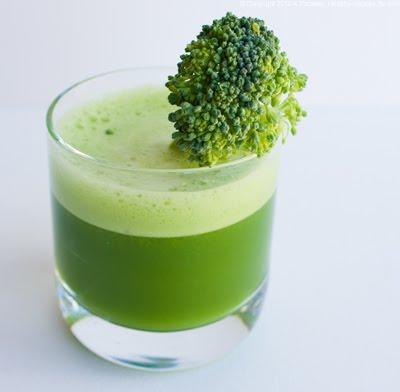 Tratament sanatos cu suc de broccoli
