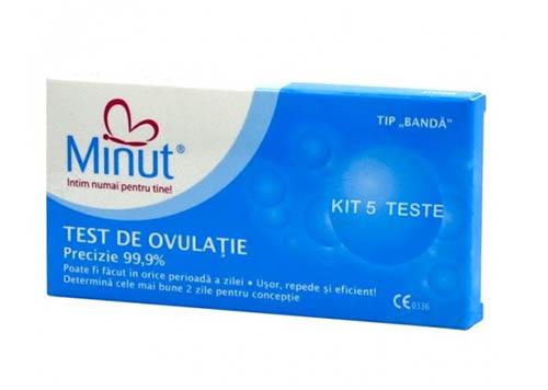 Minut -Testul de ovulatie – Prospect