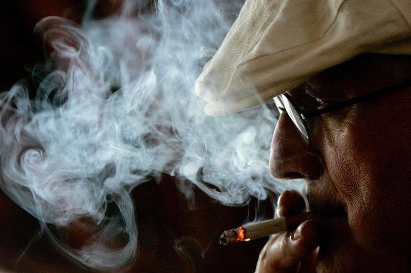 Afectiuni ale fumatorilor