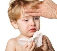 tratement pentru febra la copii