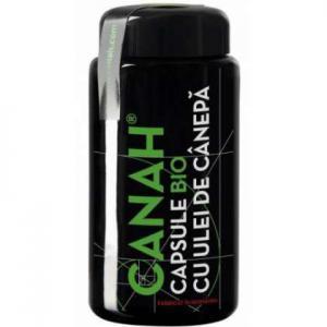 Prospect Capsule cu Ulei de Canepa 84cps - Colesterol Sistem Imunitar